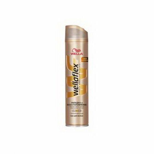 Лак для волос Веллафлекс Объем до 2-х дней СФ 250мл