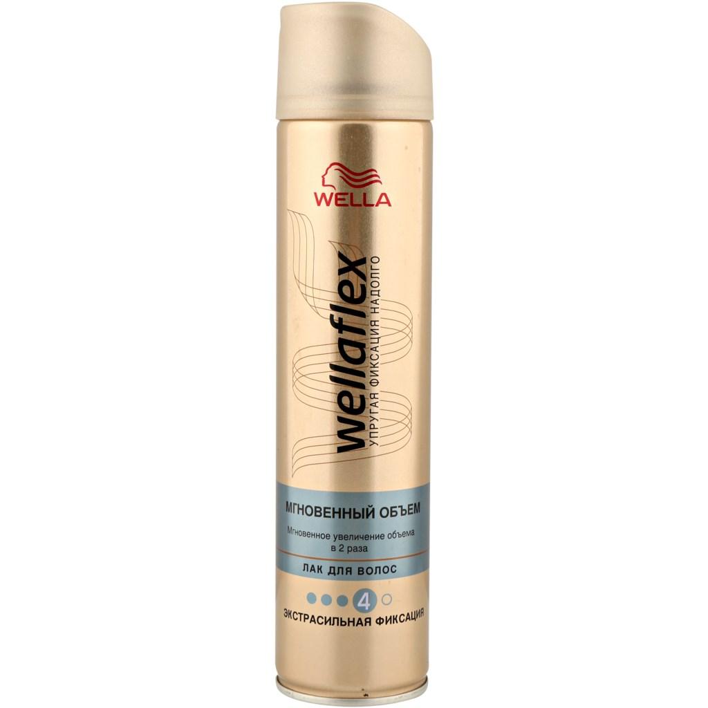Лак для волос Веллафлекс Объем ЭСФ 250мл
