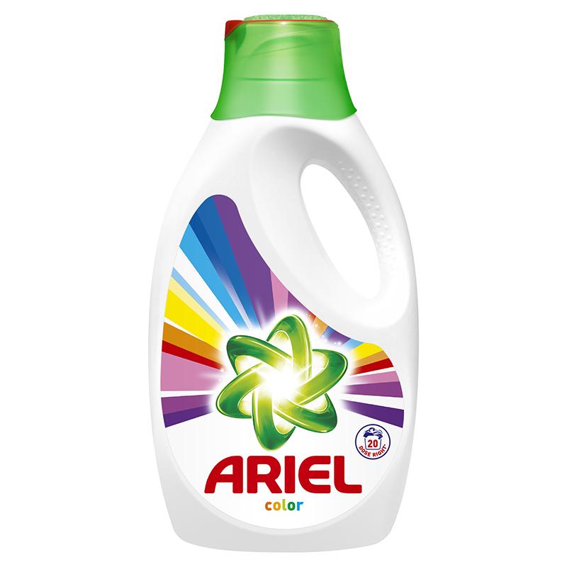 Жидкий стиральный порошок Ариэль Колор 1,3л