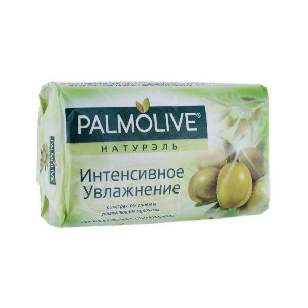 Мыло Палмолив Натурэль Интенсивное увлажнение (с экстрактом оливы и увлажняющим молочком) 90г