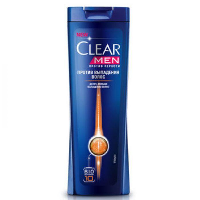 Шампунь Clear Men Против выпадения волос 200 мл