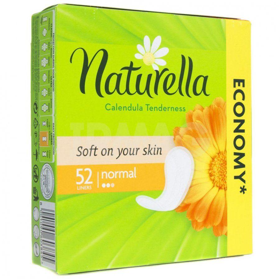 Ежедневные прокладки Натурелла Нормал 52 шт