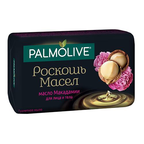Мыло Палмолив Роскошь Масел С маслом Макадамии 90г