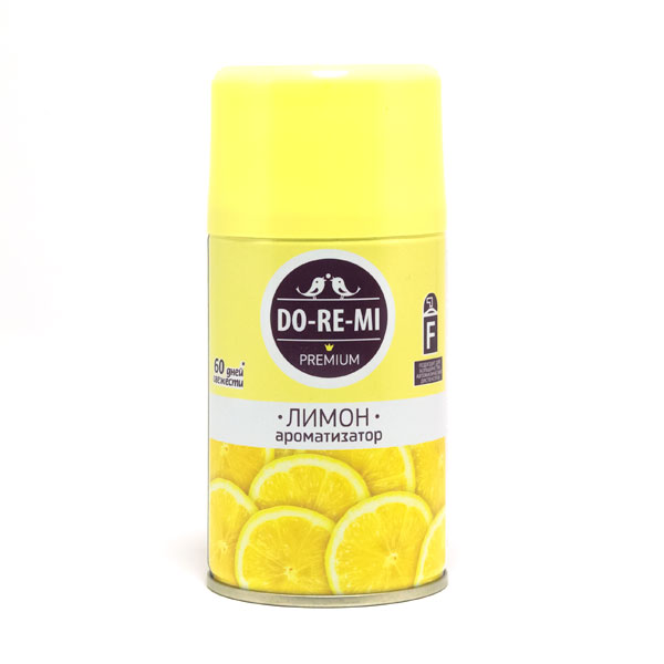 Сменный баллон До-Ре-Ми Лимон 250 мл