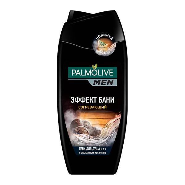 Гель для душа Палмолив Мужской Эффект бани 250 мл