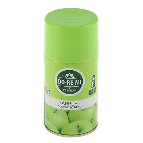 Сменный баллон До-Ре-Ми Зелёное яблоко 250 мл