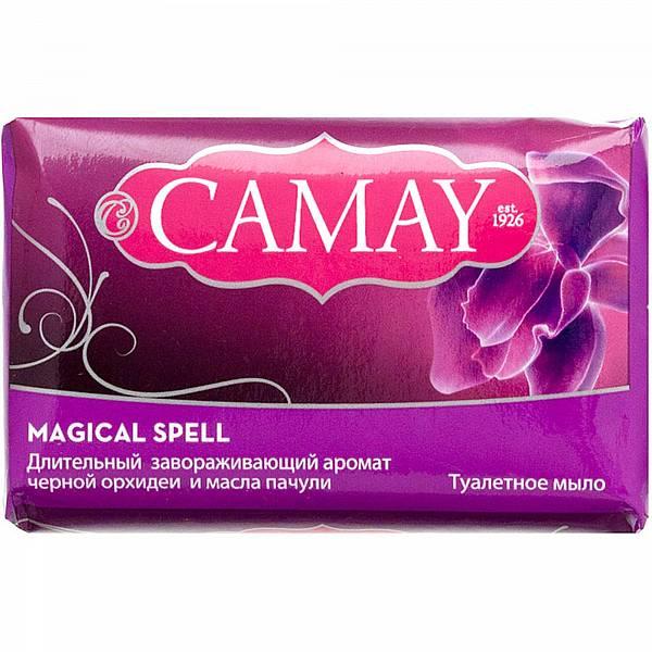 Мыло Camay Динамик Магическое заклинание Черная орхидея 85 г