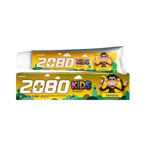 Зубная паста KeraSys 2080 детская Банан 80 г