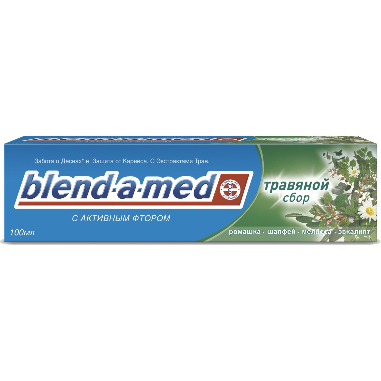 Зубная паста Blend-a-med Травяной сбор 100мл