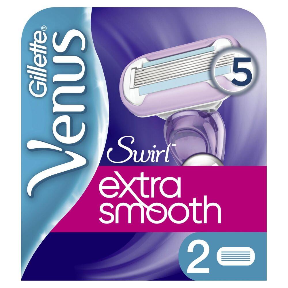 Сменные кассеты Gillette Venus Swirl 2шт женские