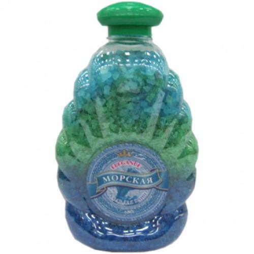 Соль для ванн Elegance Морская 680 г