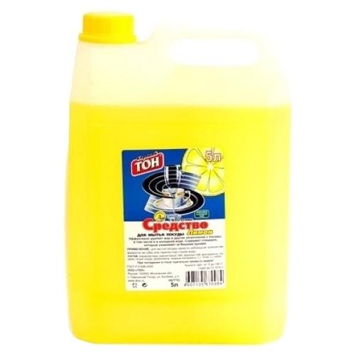 Средство для посуды ТОН Лимон 5 л