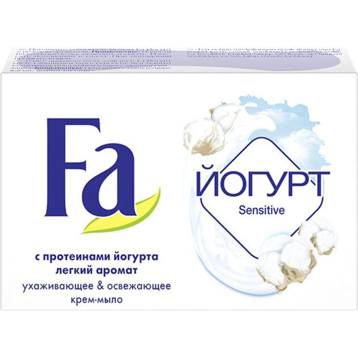 Мыло Fa Йогурт для чувствительной кожи 90 г