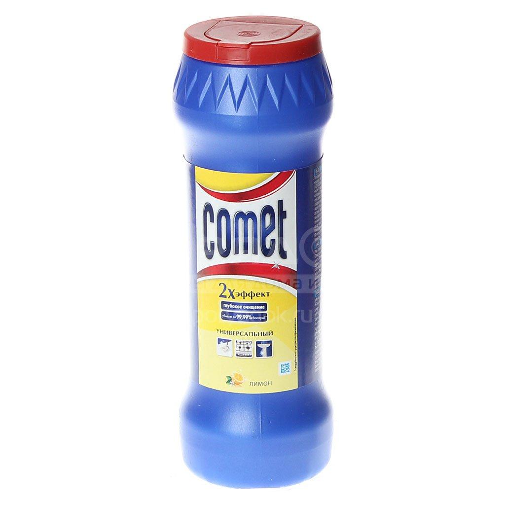 Средство для туалета Комет Лимон 700мл