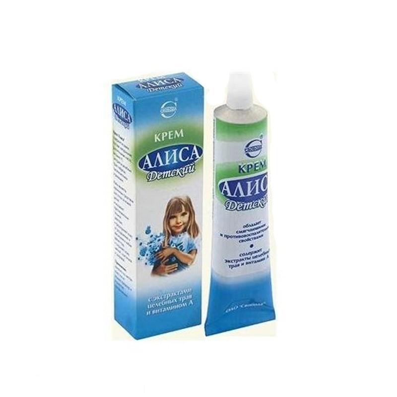 Крем детский Алиса 40г