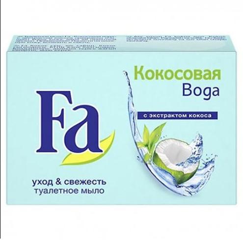 Мыло Fa Кокосовая вода 90 г