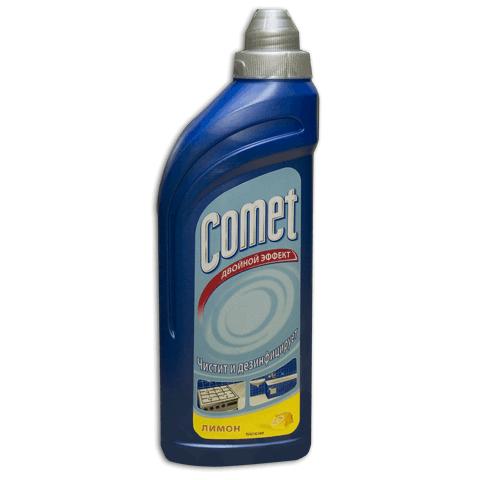 Чистящий гель Комет Лимон универсальный 450мл