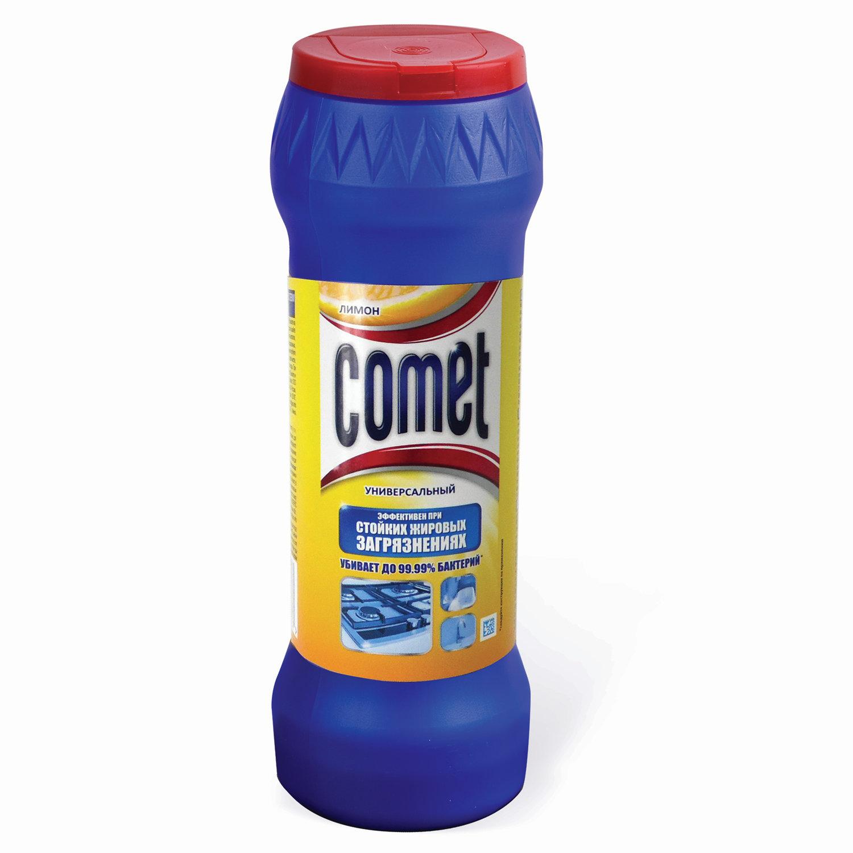 Чистящий порошок Комет Лимон в банке 475г
