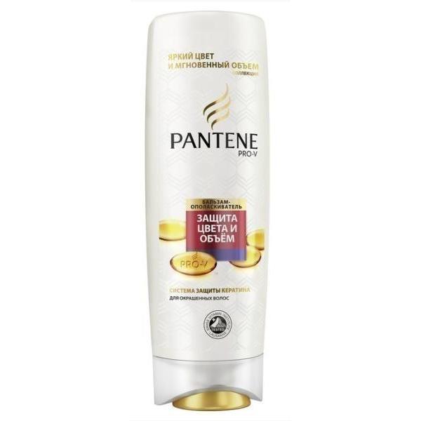 Бальзам-ополаскиватель Пантин Яркость Цвета для окрашенных волос 200 мл