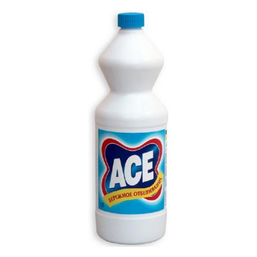 Отбеливатель ACE жидкий 1л