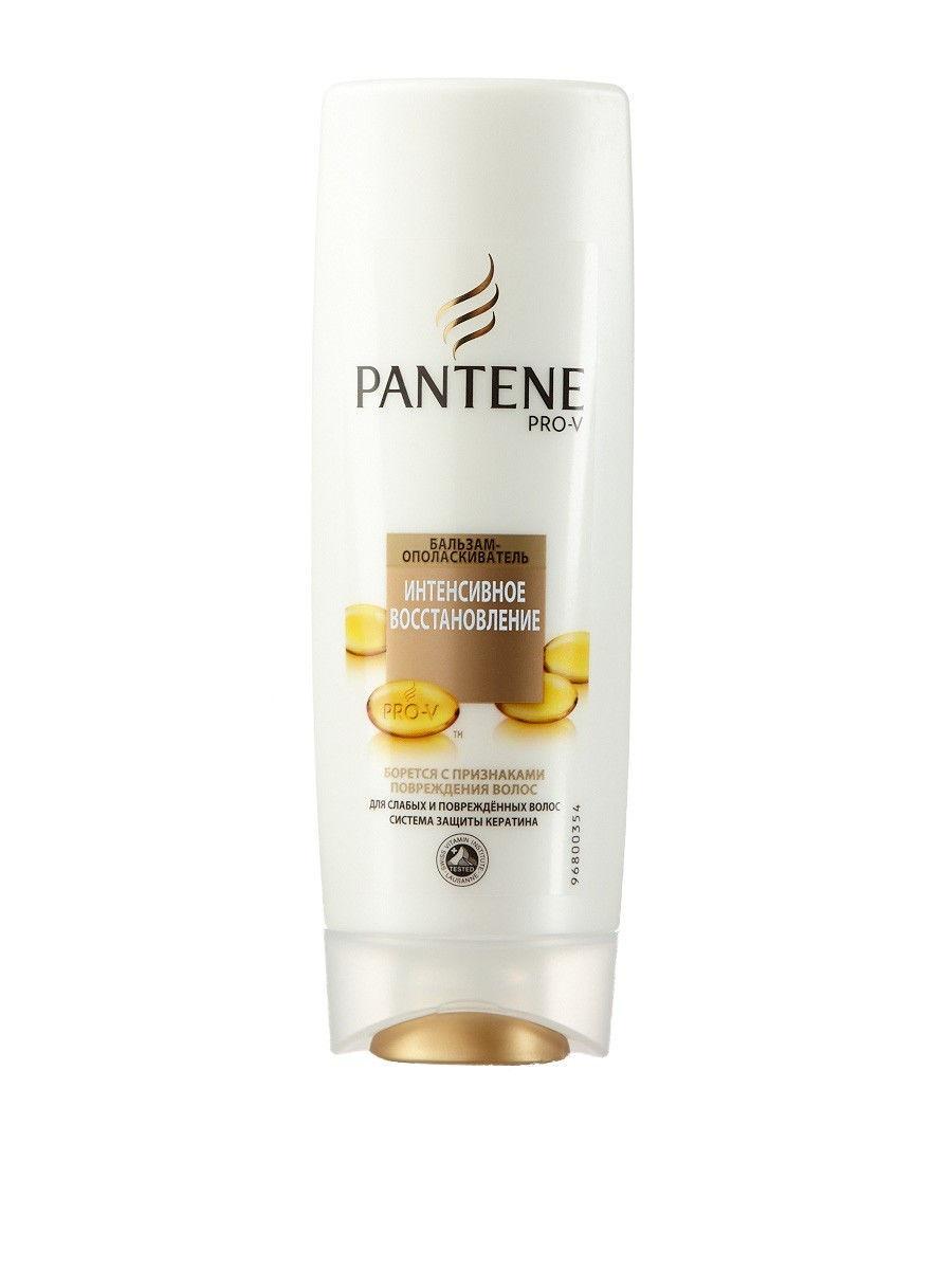 Бальзам-ополаскиватель Пантин Интенсивное Восстановление для слабых, поврежденных волос 200 мл