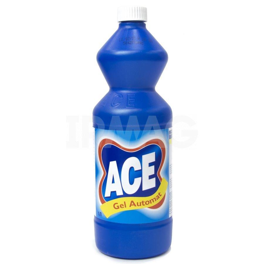 Отбеливатель ACE гель 1л