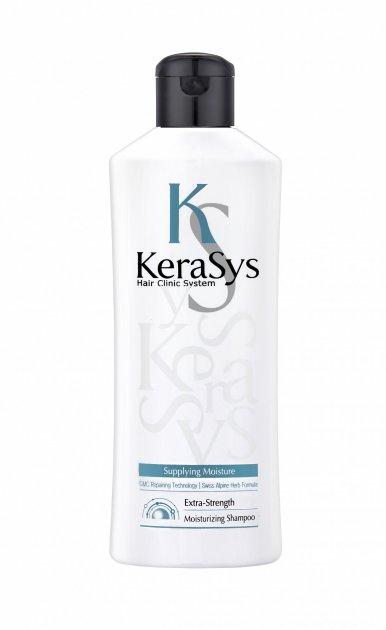 Шампунь KeraSys Увлажняющий для ломких и вьющихся волос 180 мл