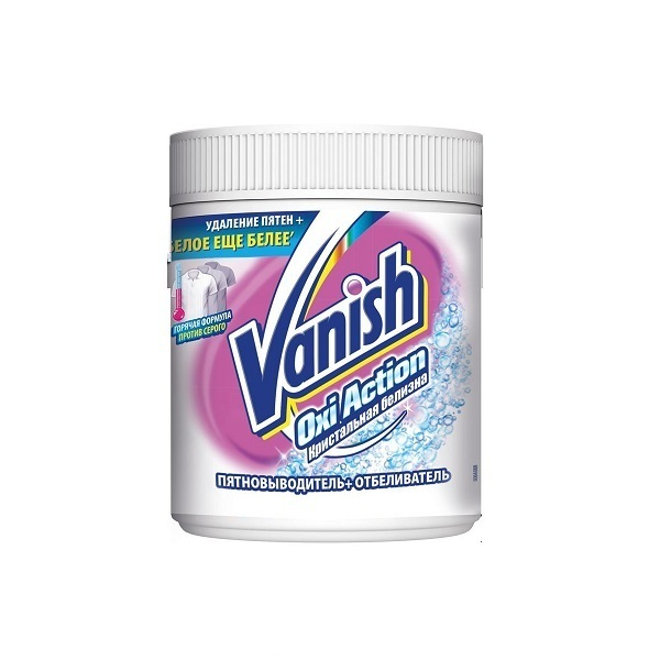 Порошок Ваниш OXI для белого белья 500г