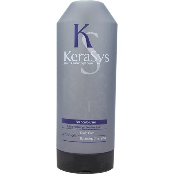 Шампунь KeraSys Уход за сухой кожей головы для сухих и чувствительных 180 мл