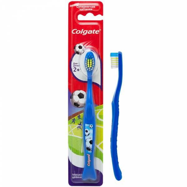 Зубная щетка Колгейт Для детей от 2 лет