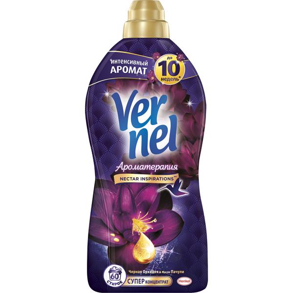 Кондиционер для белья Вернель Чёрная орхидея и Масло пачули 1,82л