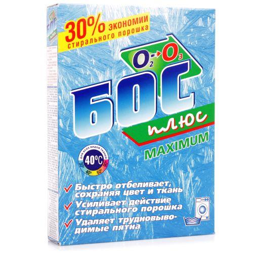 Отбеливатель Бос Плюс 600г