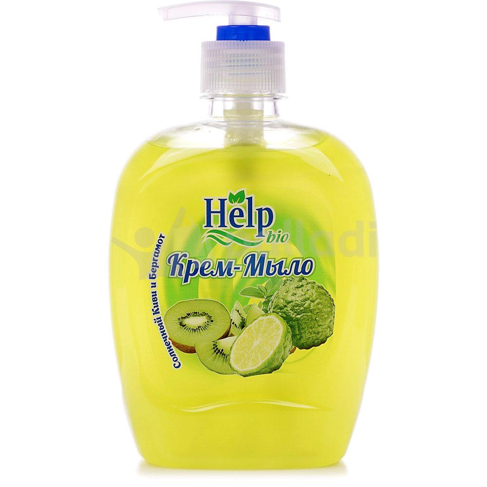 Жидкое мыло Help Солнечный киви и бергамот 500 мл