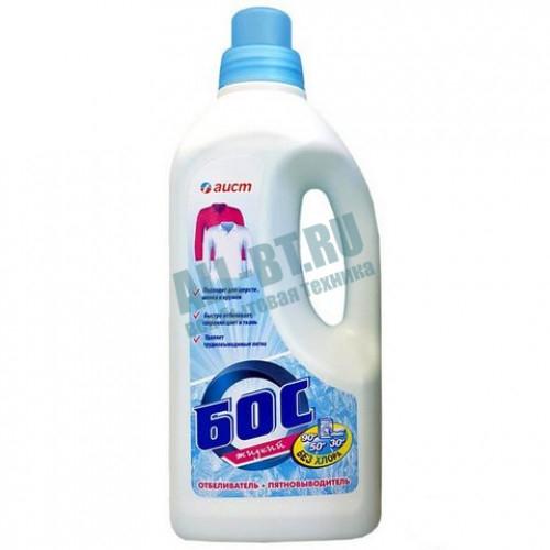 Жидкий отбеливатель Бос Плюс 1200мл