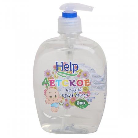 Жидкое мыло Help Детское 500 мл
