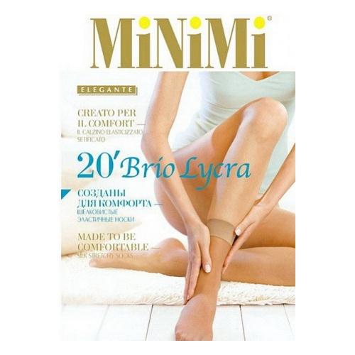 Носки МиНиМи Брио 40 (2 пары)