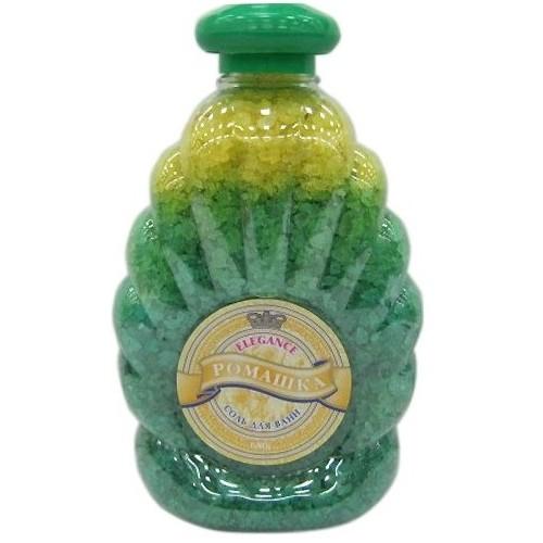 Соль для ванн Elegance Ромашка 680 г