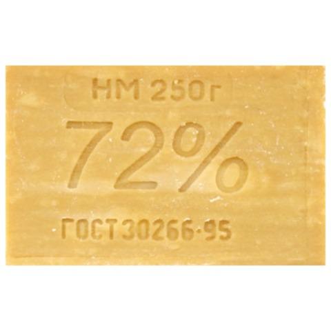 Мыло хозяйственное 72% 250 г