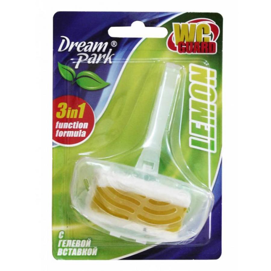 Подвеска для унитаза Dream Park на блистере Сочный лимон 30гр