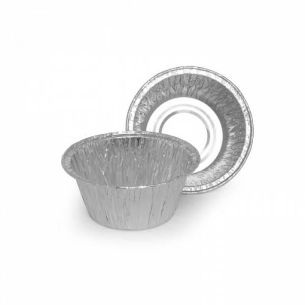 Алюминиевые формы Фрау Марта круглые большие 1,4 л 2шт