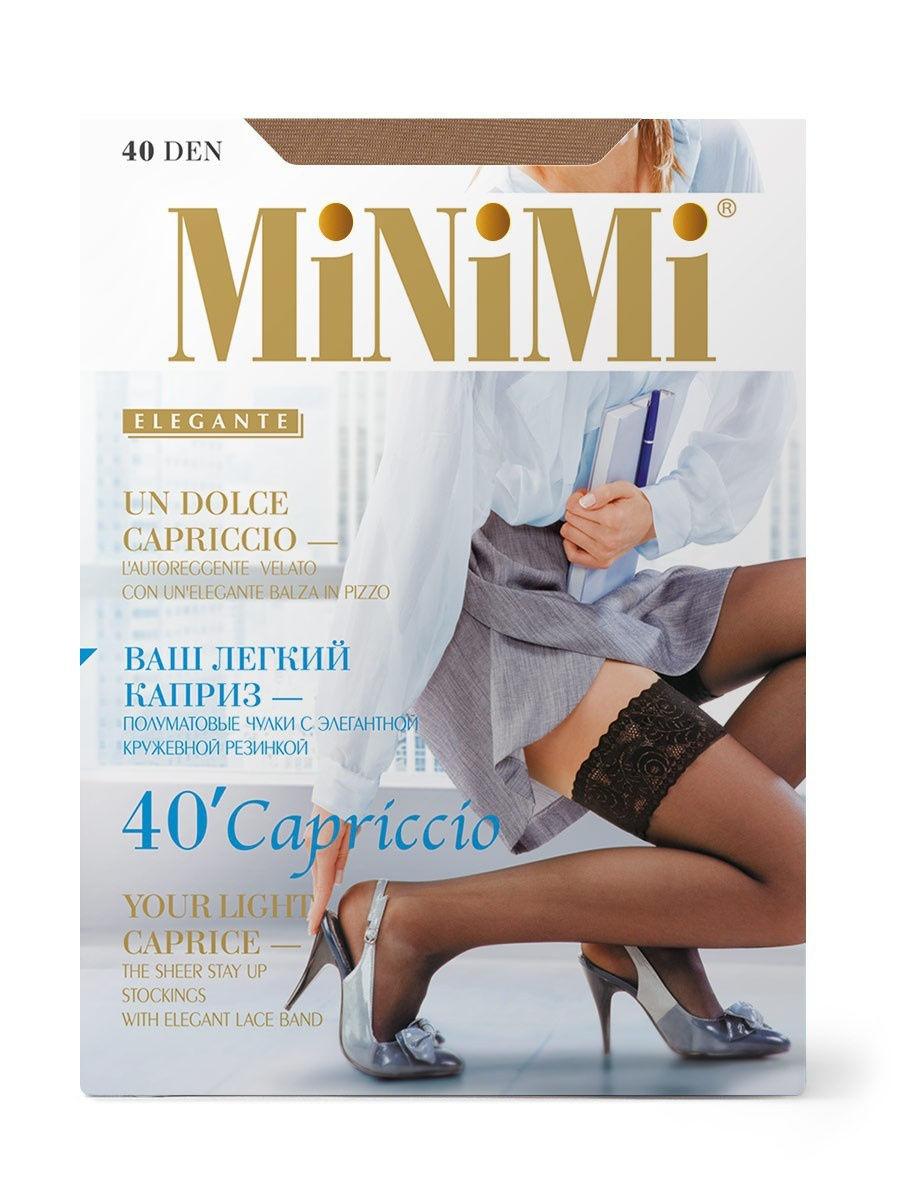 Чулки МиНиМи Capriccio 40