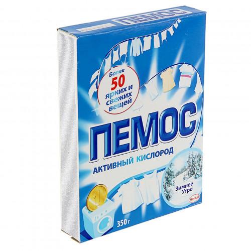 Стиральный порошок Пемос Зимнее утро автомат 350 г