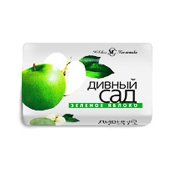 Мыло Дивный сад Зелёное яблоко 90 г