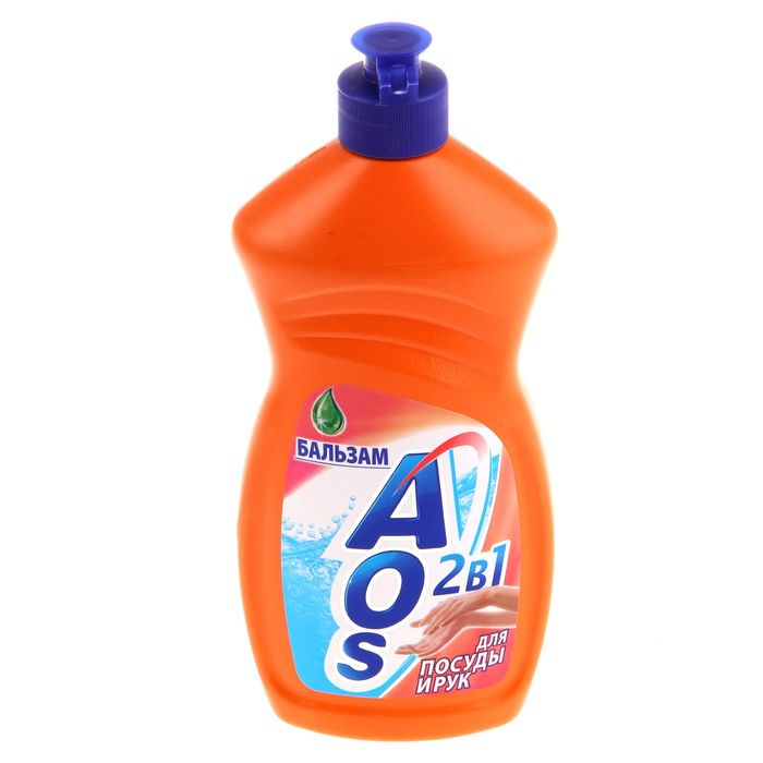 Средство для мытья посуды АОС Бальзам 450мл