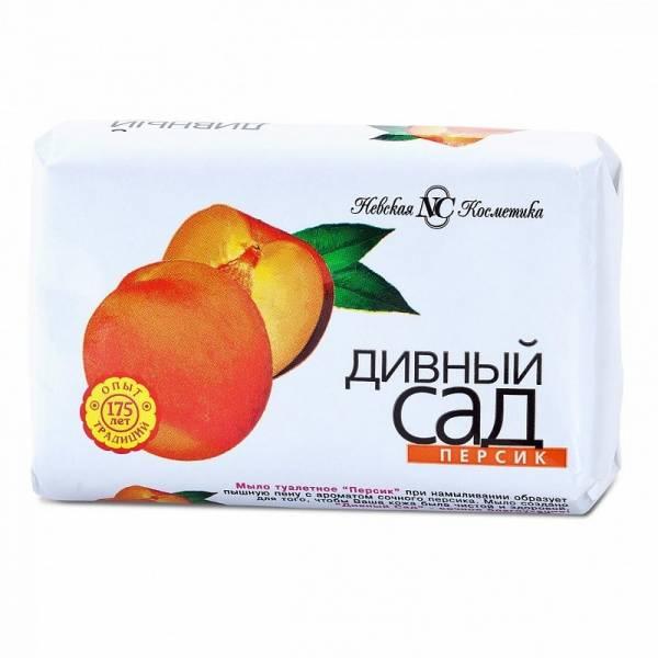 Мыло Дивный сад Персик 90 г