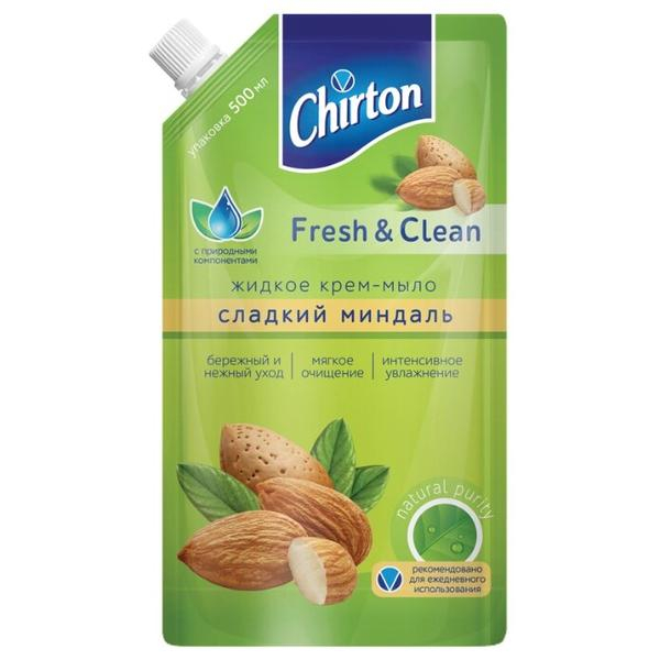 Жидкое крем-мыло Чиртон Сладкий миндаль 500 мл