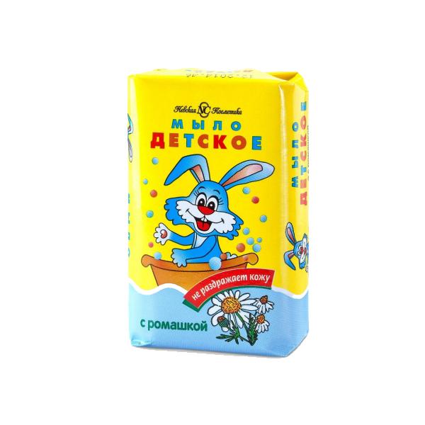 Мыло Невская Косметика Детское Ромашка 90 г