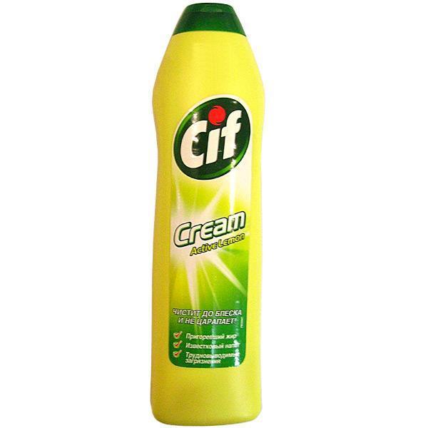 Чистящее средство Сиф Лимон 500мл