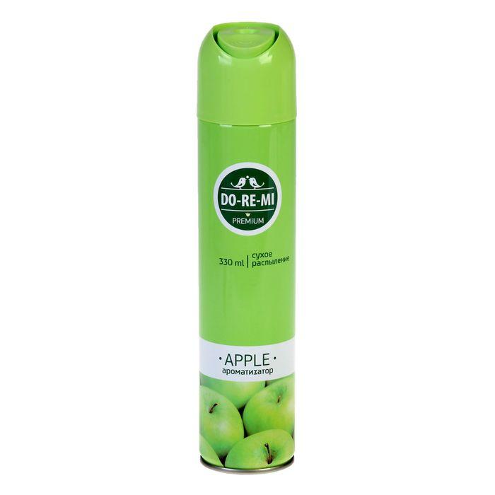 Освежитель воздуха До-Ре-Ми Зелёное яблоко 330 мл