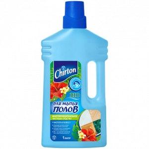Чистящее средство для мытья пола Чиртон Утренняя роса 1000 мл